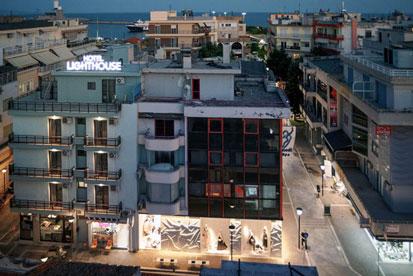 ξενοδοχεια στην αλεξανδρουπολη - Ξενοδοχείο Lighthouse Αλεξανδρούπολη